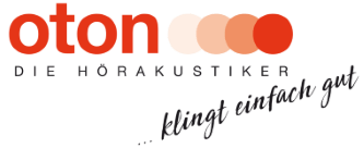 Logo OTON Die Hörakustiker München GmbH