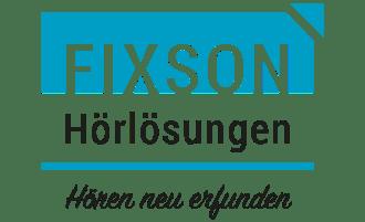 Logo Fixson Hörlösungen